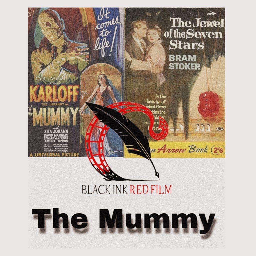 The Mummy graphic